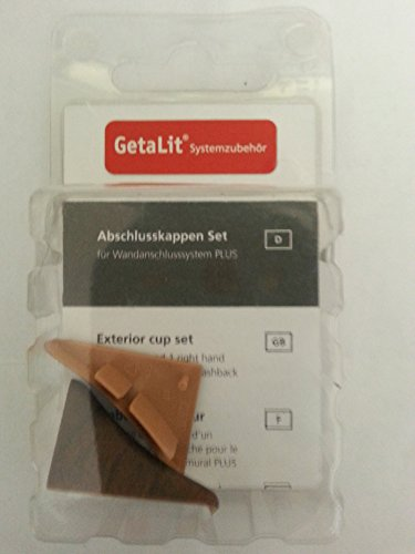 Westag & GETALIT–Westag Getalit WAP außerdem Stöpsel extremen Fleischermesser, links/rechts im Block Noce encimeras für die Küche, BBL 714tapajuntas Zubehör