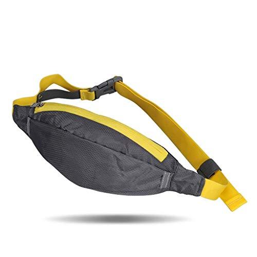 FS Sporttaschen, Wasserdichtes Multifunktionales Freizeit-Mini-Fitnessgerät for Den Außenbereich, Geeignet for Einen Taillenumfang Von 50 Bis 114 cm (Color : F)