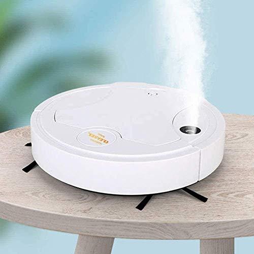 Robot de barrido automático para el hogar, aspiradora SMART SPRAY HUMIDIFICACIÓN Máquina limpia Máquina limpia Aparatos de aspiradora inteligentes LUDEQUAN