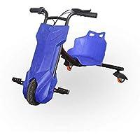 BEEPER Drift-Trike Kart Electric Child Azul 100W 12V 6, 5Ah RDT100-B, Color