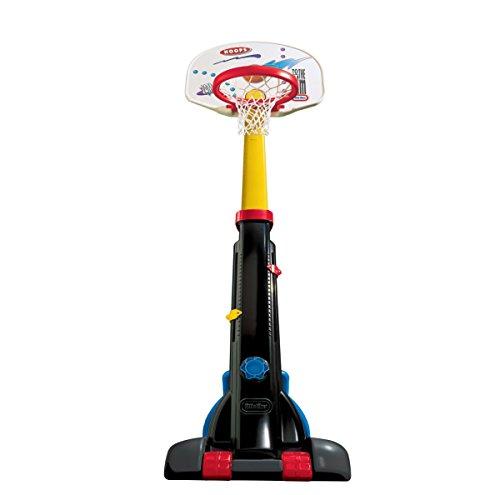 Little Tikes 433910060 - Klappbares Basketballset