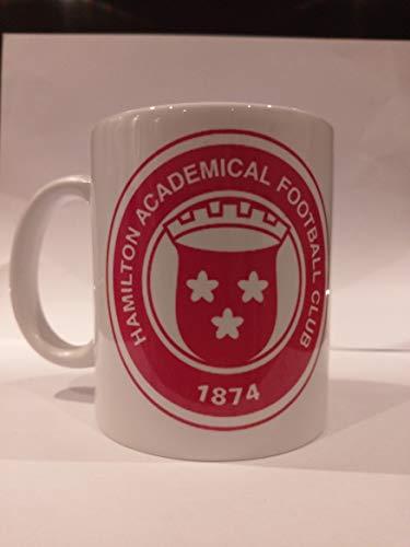Hamilton Academical FC Ceramic Mug/Cup