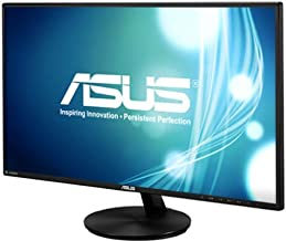 "ASUS VN279Q 27"" Full HD 1920x1080 DisplayPort HDMI VGA Eye Care Monitor"