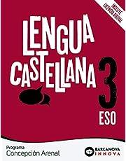 Concepción Arenal 3 ESO. Lengua castellana: Novetat (Innova)