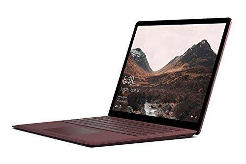 マイクロソフト Surface Laptop [サーフェス ラップトップ ノートパソコン] OfficeH&B付 13.5 インチ PixelSense ディスプレイ Core i7/16GB/512GB バーガンディ DAL-00054