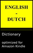 English - Dutch Reader's Dictionary (English Edition)