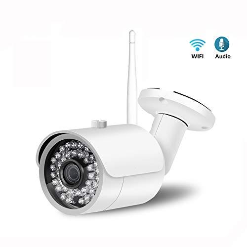 LQ 1080P 2.0MP Externe videocamera wifi audio veiligheid voor thuis weerbestendig draadloze bewegingsdetectie 1080P met 32 G SD