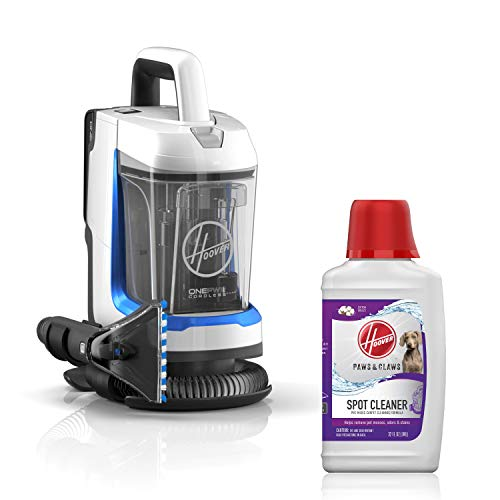 Great Deal! Hoover ONEPWR Spotless GO Cordless Carpet and Upholstery Cleaner with Paws and Claws Spo...