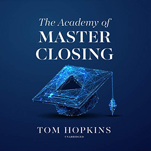 The Academy of Master Closing audiobook cover art