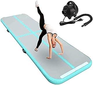 600x200x20cm Air gymnastique Track Tapis gymnastique Tapis Gonflable Tumbling Tapis Pompe