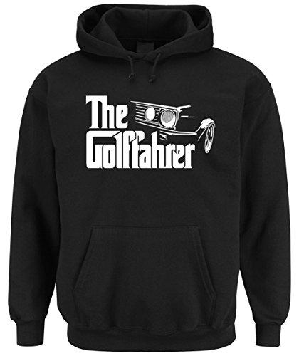 Certified Freak The Golffahrer Hooded-Sweater Black L