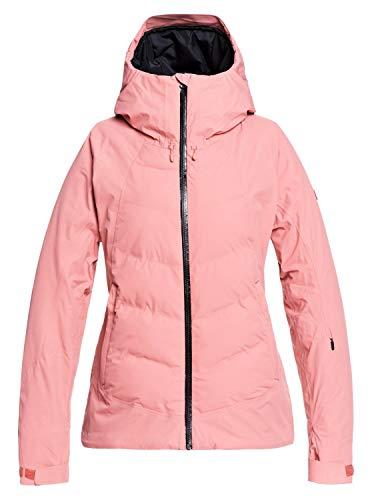Roxy Dusk - Snow Jacket for Women - Schneejacke - Frauen - M - Rosa