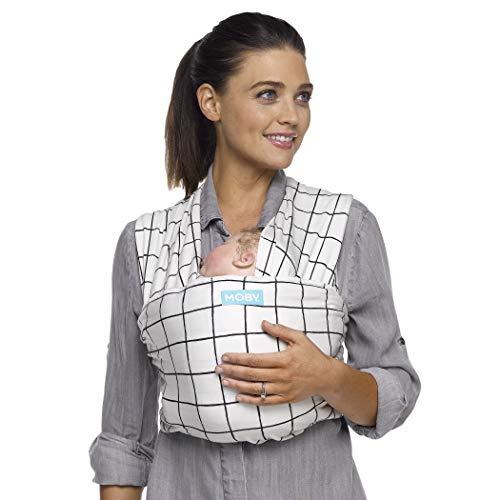 Moby Wrap Evolution Écharpe de portage élastique, couleur latex, MEVP-LATTIC