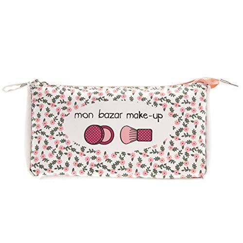 INCIDENCE TROUSSE MAQUILLAGE - Pink Basics - Mon bazar make-up