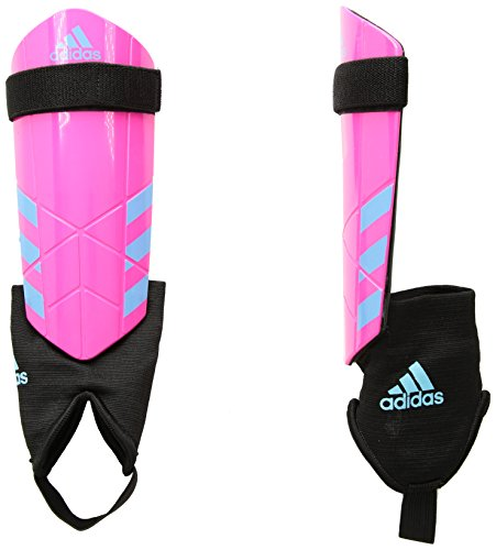 adidas Youth Ghost Pro Shin Guard, Bright Pink, Large