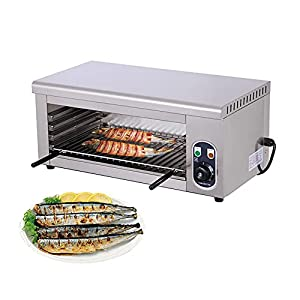 5924 Commercial Electric Oven Edible Stainless Steel Electric Oven 2000w High-Power Oven Household