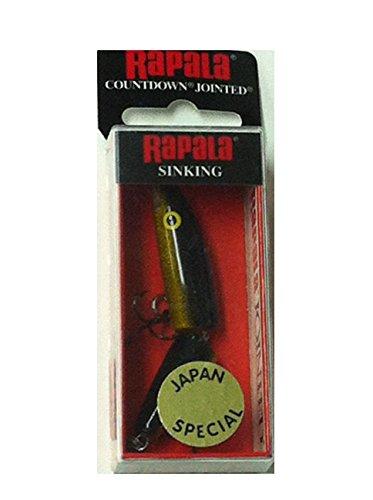 ラパラ ミノー カウントダウン ジョインテッド 7cm 8g ゴールド G CDJ7 ルアー