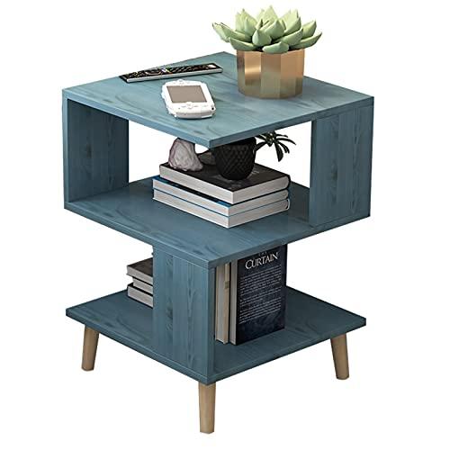 Tafel voor opslag Nachtkastje, eenvoudige moderne opbergkast koffietafel eenvoudige slaapkamer nachtkastje opbergkast economisch Stapelbaar