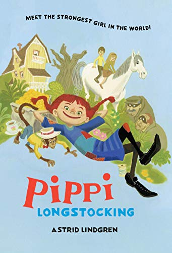 Pippi Longstocking (English Edition)
