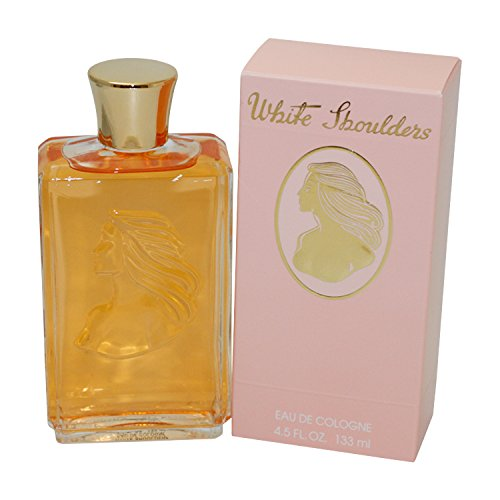 Evyan White Shoulders By Evyan For Women. Eau De Cologne Pour 4.5-Ounces