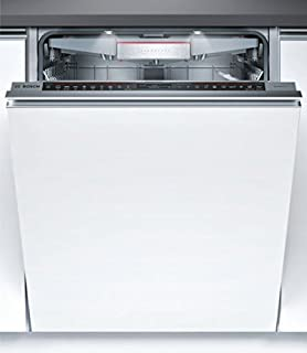 Bosch Serie 8 SMV88TX36E lavavajilla Totalmente integrado 13 cubiertos A+++ - Lavavajillas (Totalmente integrado, Tamaño completo (60 cm), Acero inoxidable, Tocar, TFT, Canasta)