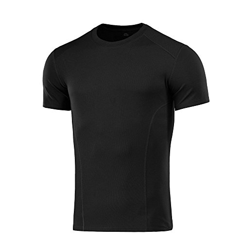 M-Tac Mens Tactical Shirt Round Neck Military Short Sleeve T-Shirt