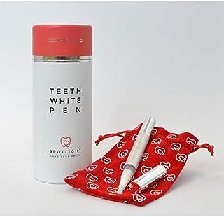 [Spotlight Teeth Whitening ] スポットライト歯のホワイトニング白いペン - Spotlight Whitening Teeth White Pen [並行輸入品]