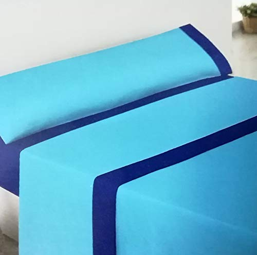 Energy Colors Textil - Hogar Juego SÁBANAS DE Verano Lisas