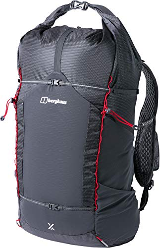 Berghaus Fast Hike 45 carbon/haute red 45 Liter