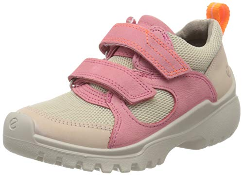 Ecco Mädchen XPERFECTION Sneaker, Mehrfarbig (Rose Dust/Bubblegum 51595), 35 EU