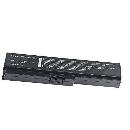 Powerforlaptop Laptop Replacement Battery Compatible with Toshiba Satellite C655 C655-S5049 C655-S5082 C655-S5128 C655-S5212 C655-S5061 C655-S5225 C655-S5206 C655-S5123 PA3817U-1BRS PABAS229