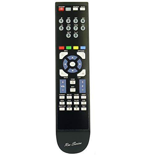 RM Series Reemplazo Mando a Distancia para Philips 24PHH5210/88