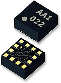 KX022-1020 - MEMS Accelerometer, 3-Axis, Digital, X, Y, Z, 2g, 4g, 8g, LGA, 3.6 V, 1.8 V RoHS Compliant: Yes (Pack of 20) (KX022-1020)