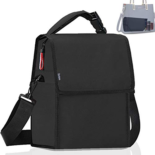 BanbrickLunch Bag,Foldable Insulated Lunch Box,Large Cooler Tote Bag for Womenand Men,Kids Lunch Bag, Lunch Bag for adults,Thermal Lunch Bag for Work/Picnic/Hiking