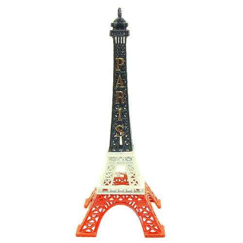 Souvenirs de France - Tour Eiffel Miniature Métal (22 cm)