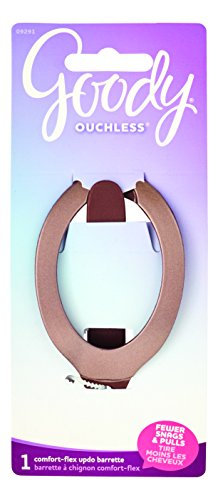 Goody Women's Ouchless Updo Barrette, 1 Count