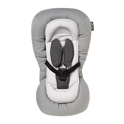 Béaba - Cojín para tumbona de bebé, color gris