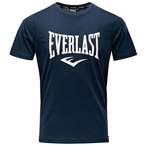 Everlast Sports Suter Pulver, Azul, S para Hombre