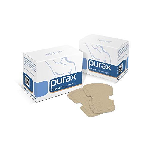 PURAX - Cuscinetti per braccio sottomarino, confezione doppia, 2 x 30 pezzi