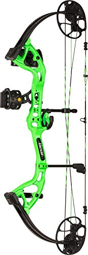 Bear Archery Cruzer Lite RTH Compound Bow - Flo Green - Right Hand