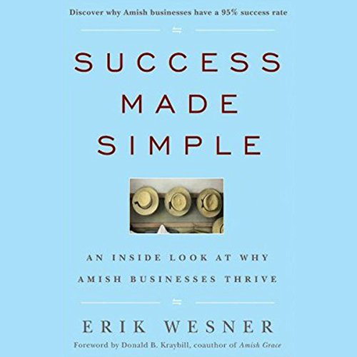 Success Made Simple audiobook cover art