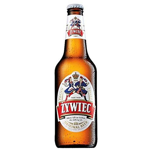 Zyweic Bier 500ml (Packung mit 20 x 500 ml)