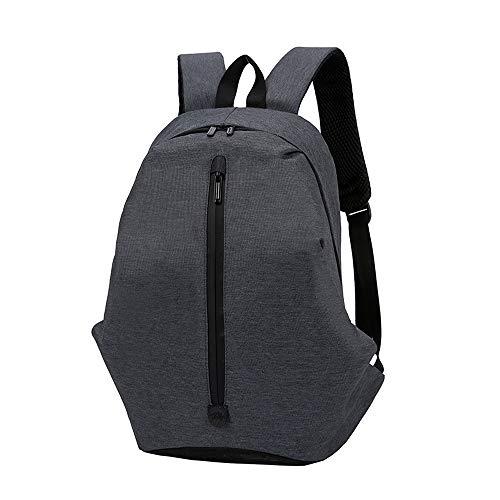 Multifunctional Backpack, Entweg Fashion Backpack School Bag Pure Color Large Capacity Leisure Travel Laptop Backpack