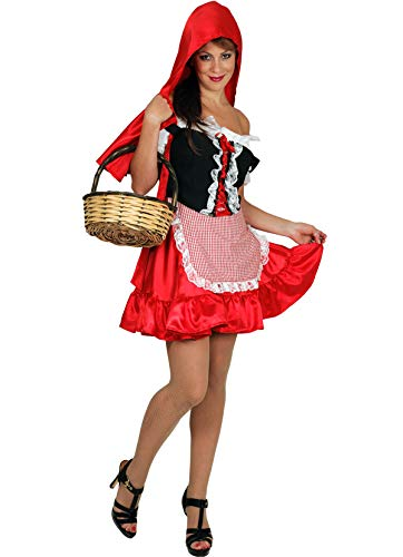 Stamco Disfraz Caperucita Roja