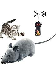 Draadloze Afstandsbediening RC Rat Muis Speelgoed Voor Kat Hond Huisdier Nieuwigheid Gift Grappig