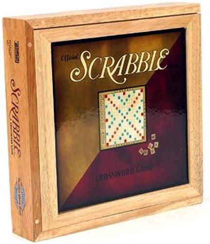 Scrabble Nostalgia by Hasbro (English Manual)
