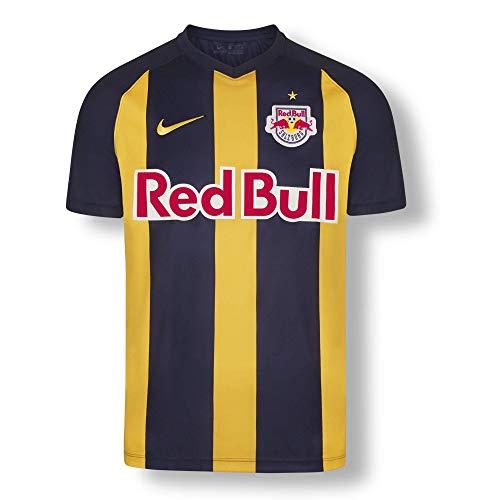 Red Bull Salzburg Away Trikot 19/20, Blau Herren X-Large T Shirt, FC Salzburg Original Bekleidung & Merchandise