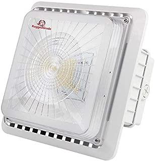 100 Watt LED Canopy Light – 13,500 Lumens – Ultra efficient 135lm/watt LED – Ceiling, Gas Station, Retail, Parking Garage Light - UL & DLC Premium Rated 4.4 Canopy LED Light -5000K Bright White