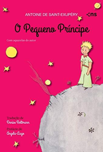O PEQUENO PRINCIPE - CAPA DURA ROSA