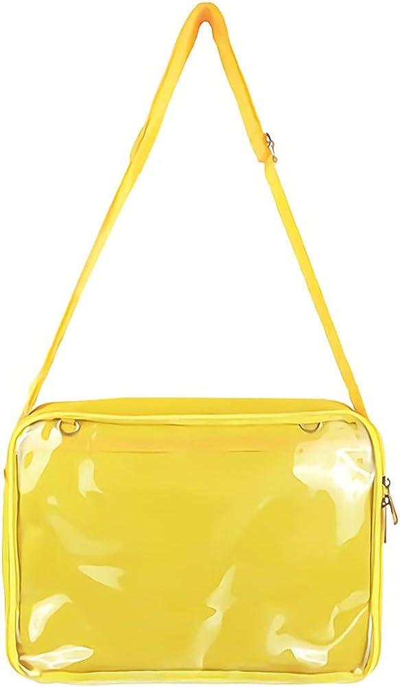 Ita Bag Shoulder Bag Crossbody Bag for Teenage Girls - Jk Bag Lolita Comic DIY Cosplay Beach Bag Candy Colors